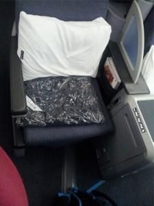 Seat 10 B