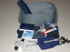 Business Class Amenity Kit