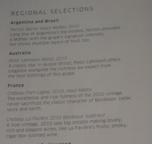 United 58 Regional Selections 1
