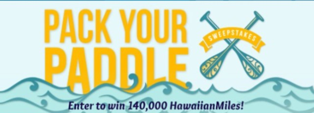 2014-07-22 Hawaiian Airline Promo