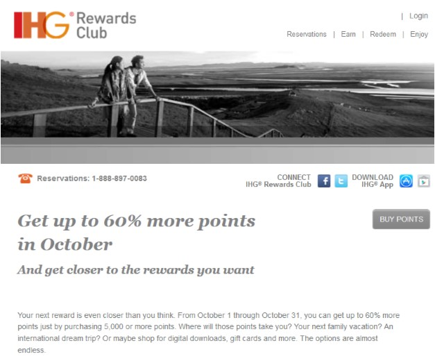 2014-10-08 IHG Purchased Points Bonus