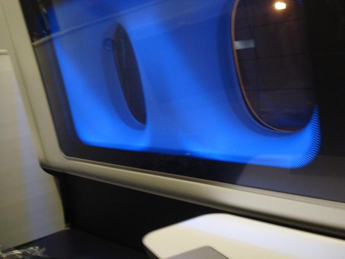 BA 196 Seat 3K Windows