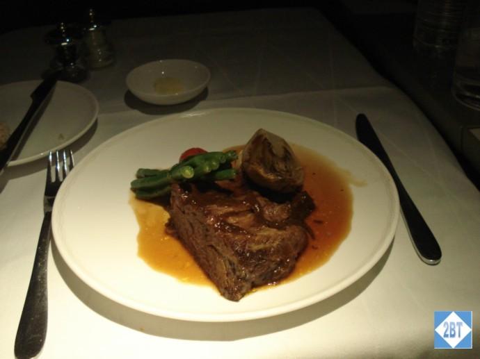 BA 196 Braised Beef Entree