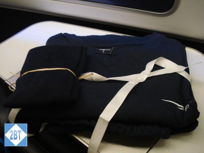 BA First Class Pajamas