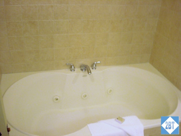 Grand Summit Master Bath Dual Tub