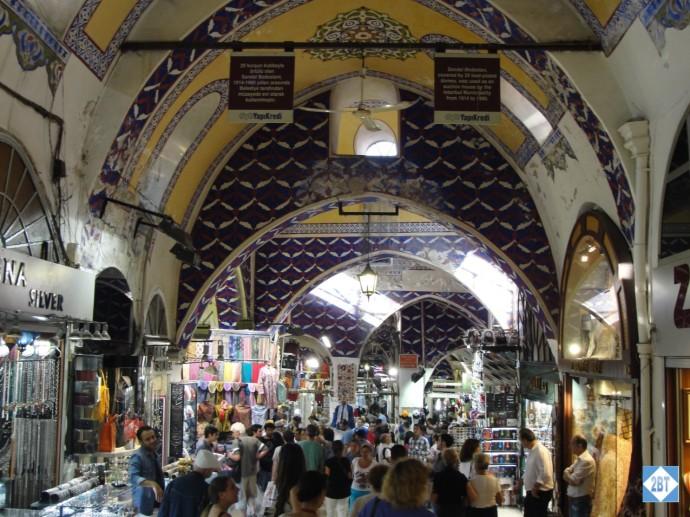 Grand Bazaar interor
