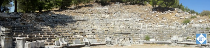 Theater in Priene
