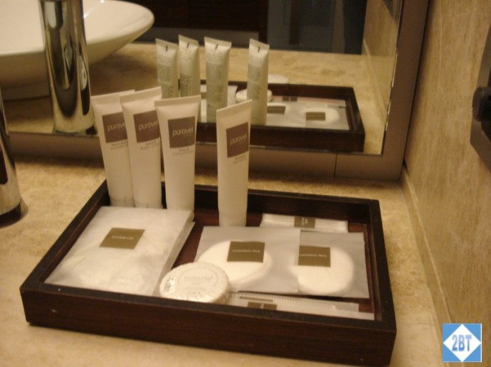 Swissotel Toiletries