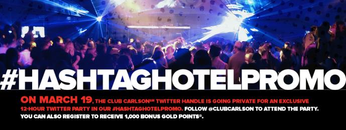2014-03-05 Hashtag Hotel Promo