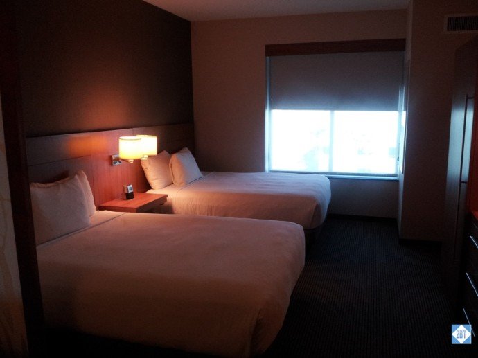 Hyatt Place LAX Beds
