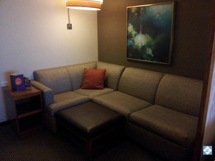Hyatt Place LAX Sofa