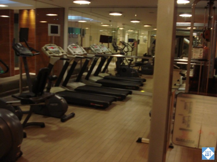 Radisson Blu Istanbul Gym