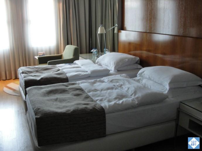 Radisson Blu Istanbul Twin Room