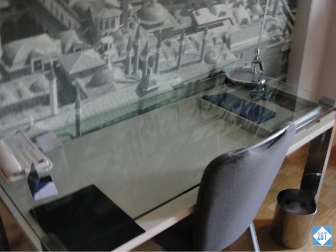 Radisson Blu Istanbul Twin Room Desk