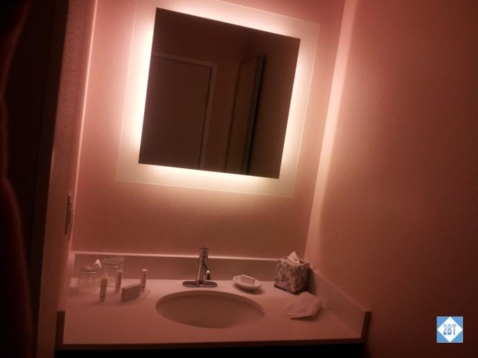 SpringHill Suites Arcadia Sink