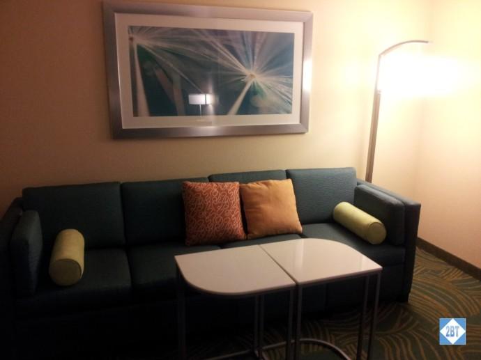 SpringHill Suites Arcadia Sofa