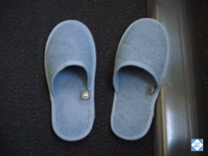 TK 33 Business Class Slippers
