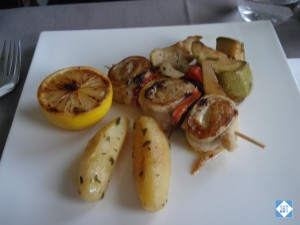 Sole Brochette