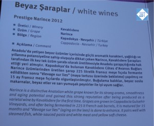 TK Wine List 1