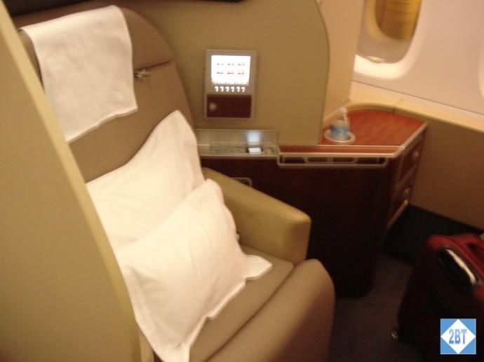 QF 8 Seat 3A