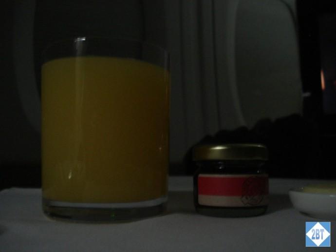 QF 8 Orange Juice