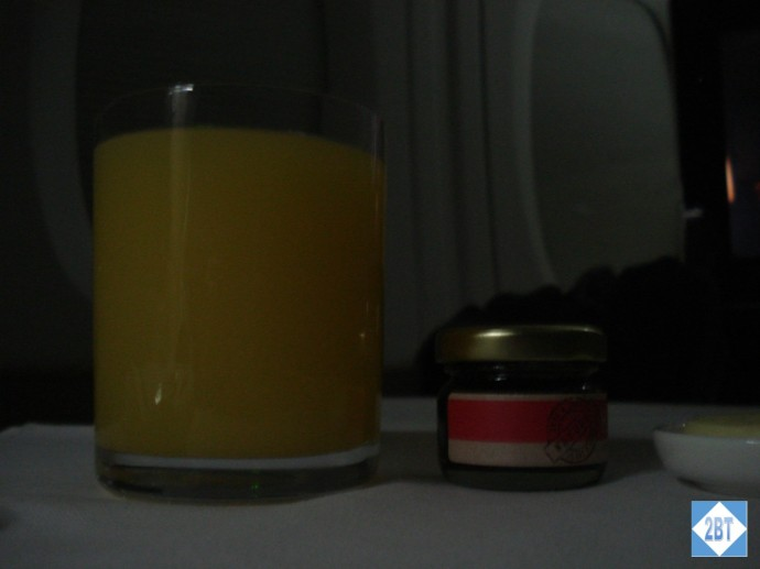 QF 8 Orange Juice