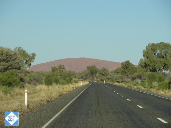 Uluru Farewell