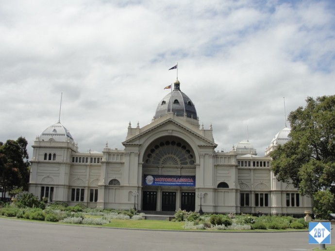 The Royal Exhibition Building