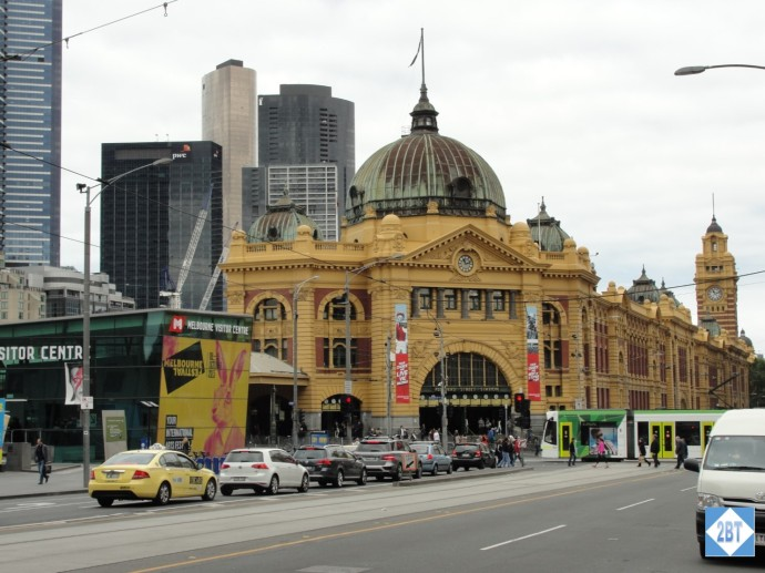 Victoria Station, Melbourne