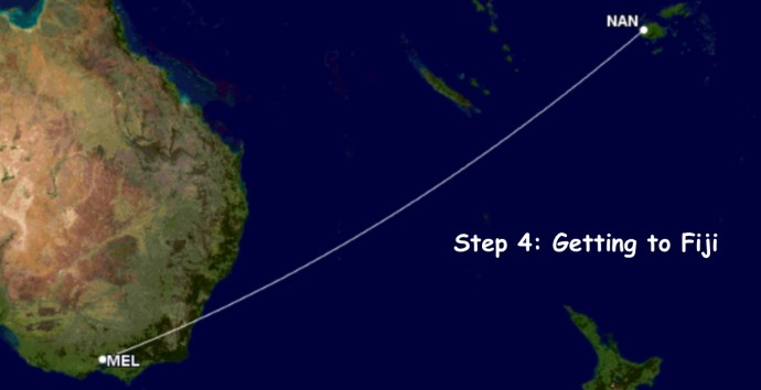 GC Map to Fiji