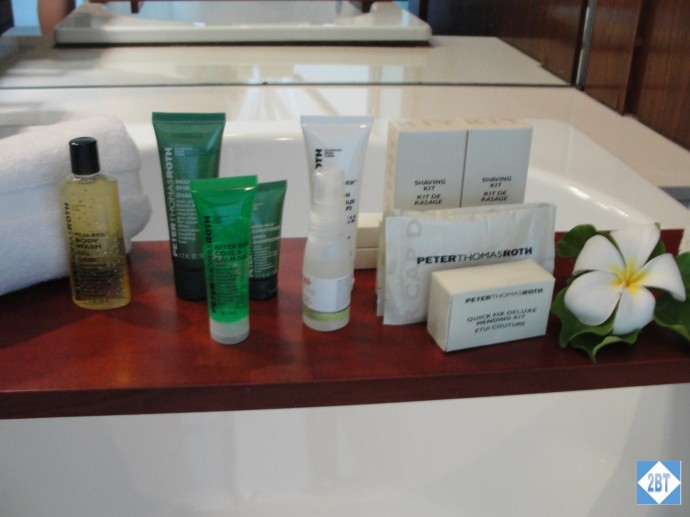Peter Thomas Roth toiletries