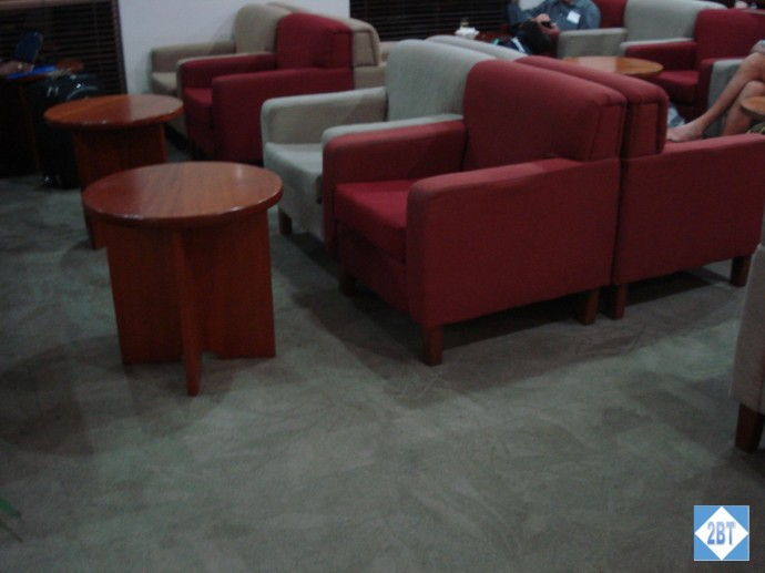 Fiji Air Tabua Lounge Seating