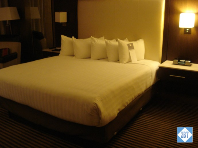 Hyatt Regency DFW King Bed