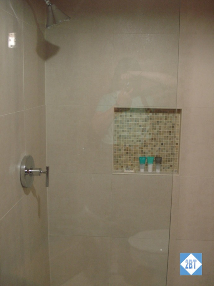 Hyatt Regency DFW Shower