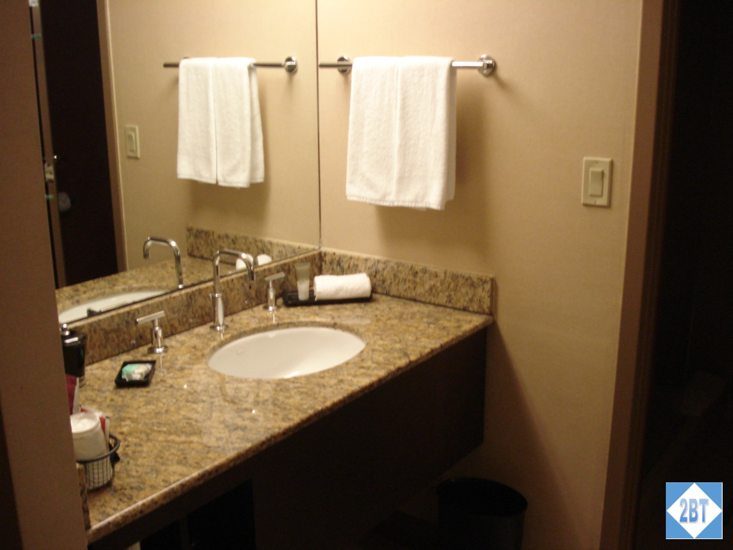 Bathroom Vanities Dfw spb hyatt regency dfw | 2b traveling