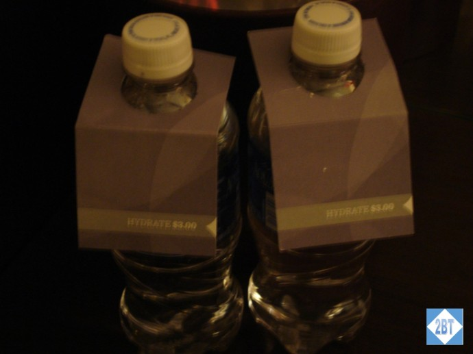 Hyatt Regency DFW Water - $3 per bottle