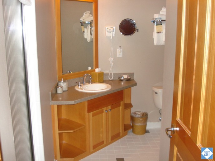 Bathroom in Master BR