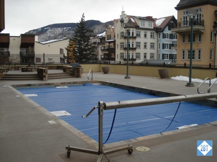 Landmark's Pool