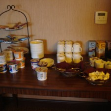 CP MKE West Breakfast Cereals and Teas