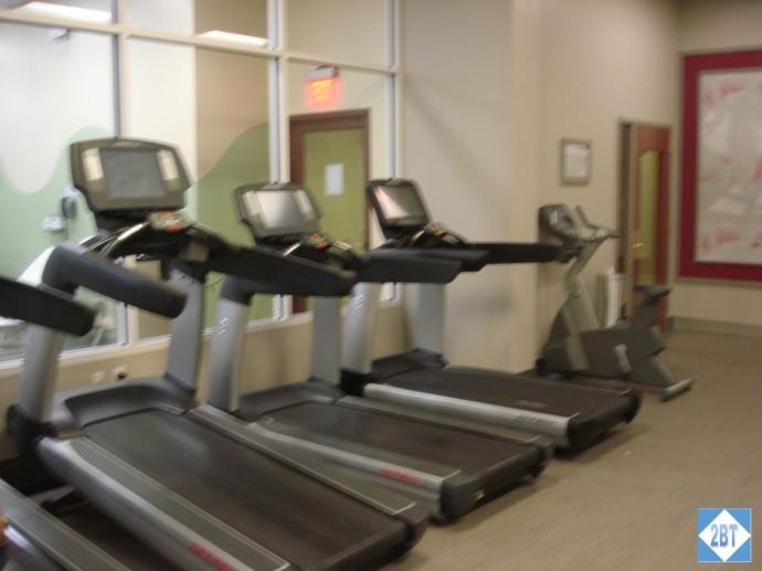 CP MKE West Gym Cardio Machines