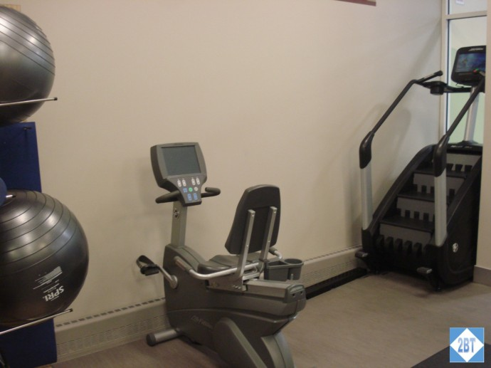CP MKE West Gym Fitness Balls Bike Stairs