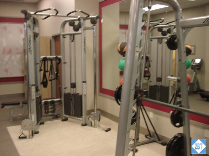 CP MKE West Gym Universal Machine