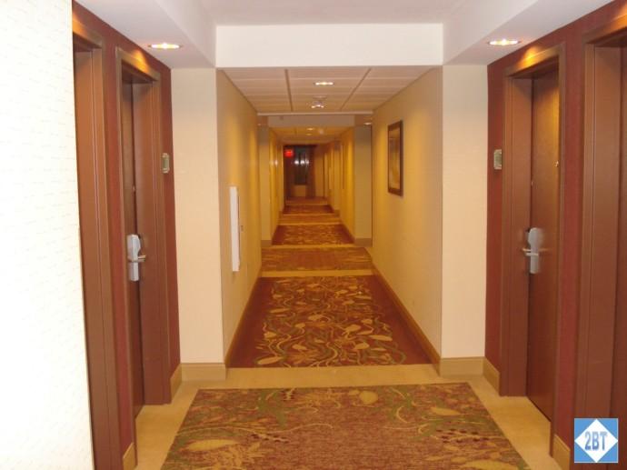CP MKE West Hallway