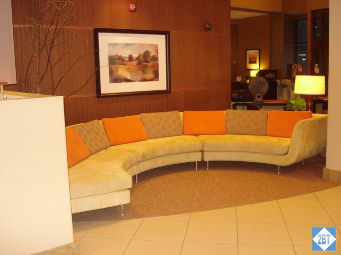 CP MKE West Lobby Seating