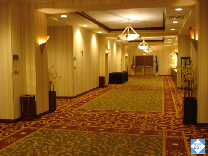 CP MKE West Meeting Space Lobby