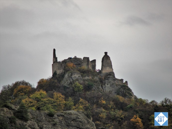 Remains of Dürnstein Castle