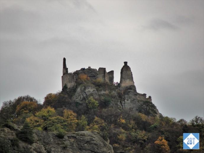 Remains of Dürnstein Castle