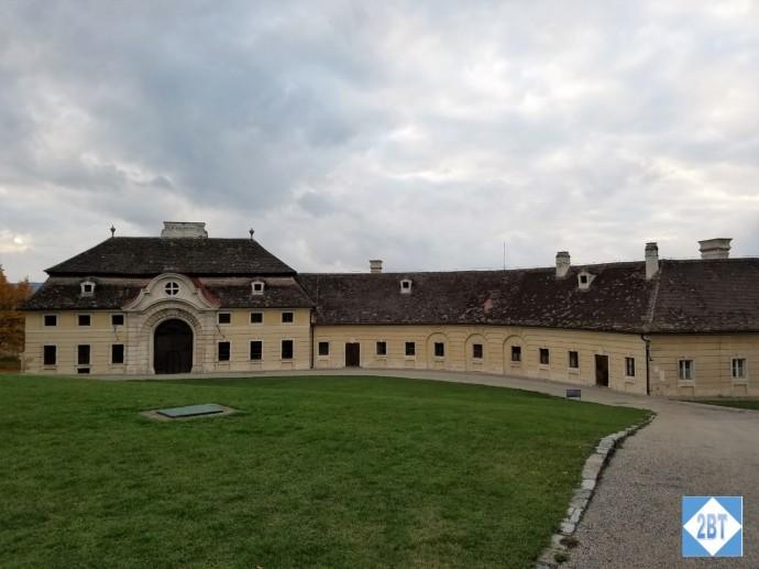 Bishop's Entrance to Göttweig Abbey