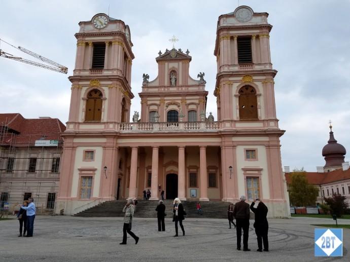Göttweig Abbey church