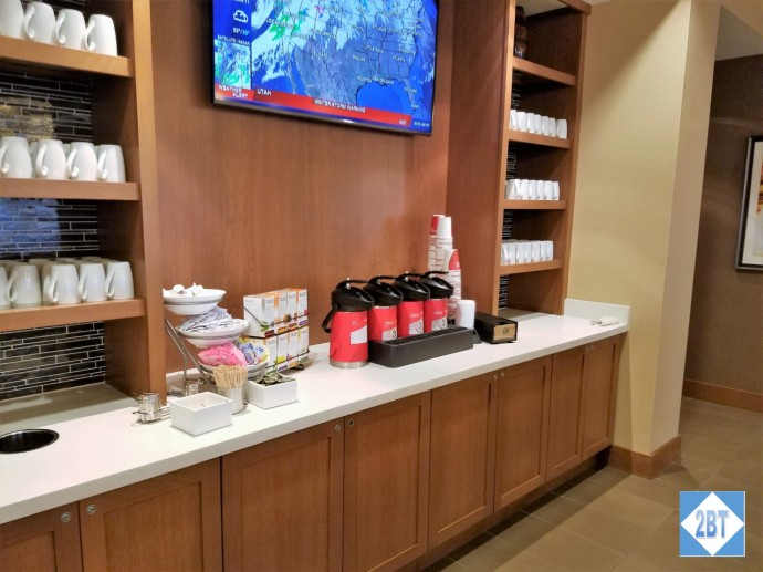 Hyatt Place DFW Hot Beverages